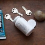 Simple, Inexpensive Way to Hide Keys