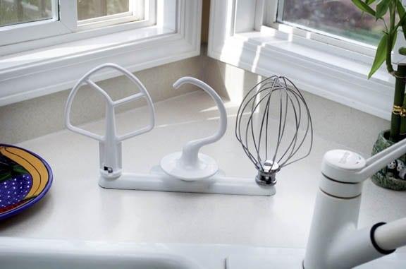 Keep Kitchenaid Attachments Organized With Mixermaid