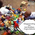 Step-parenting 101: Have Realistic Expectations