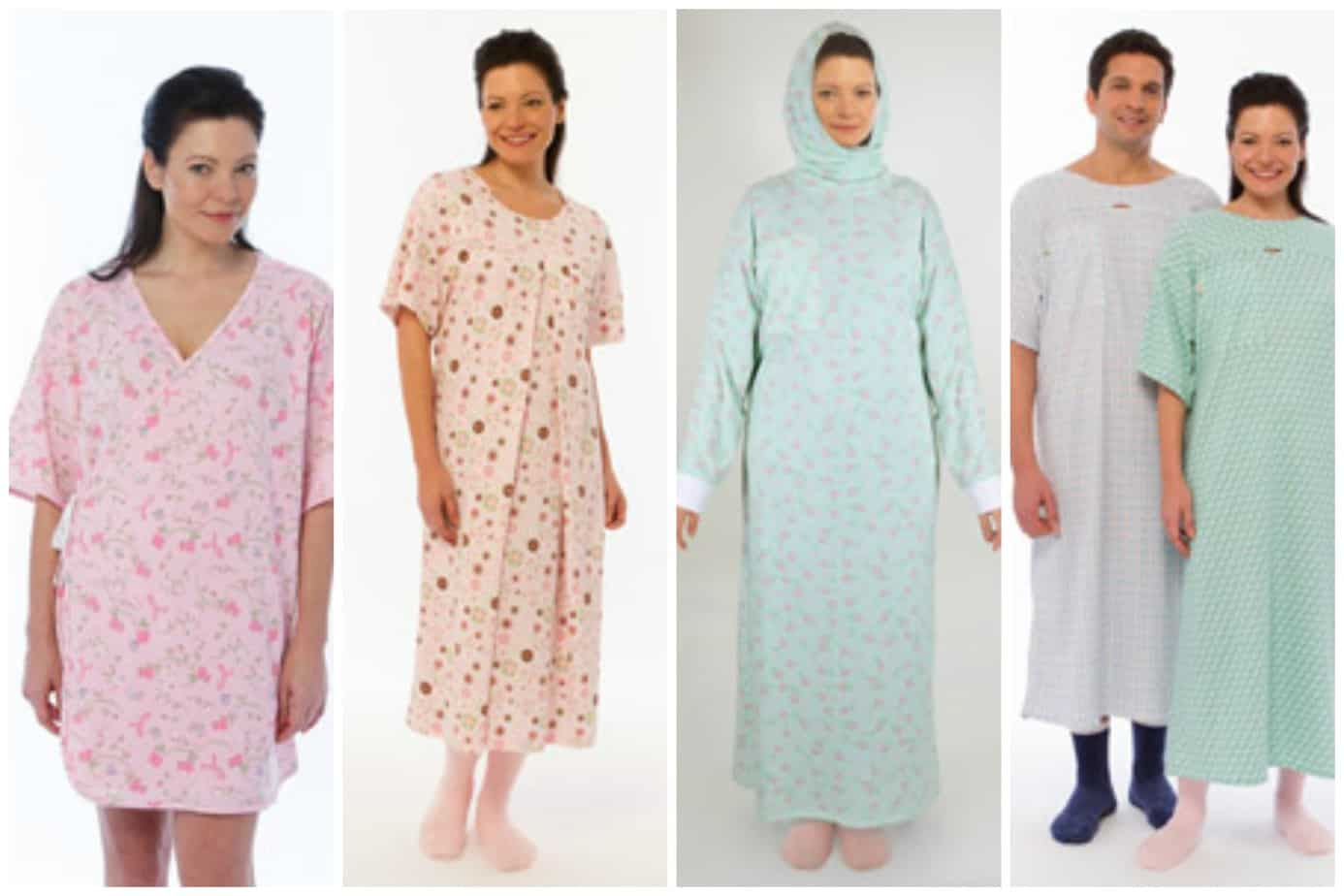 PatientStyle Gowns Allow You to Be Stylish in the Hospital #review ...