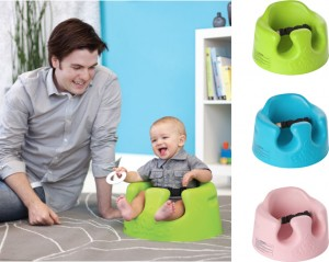 Bumbo Floor Seats Allow Baby To Sit Up Early! #giveaway #review #babies