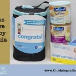 Five Tips to Save Money when Buying Baby Formula