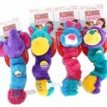 Review and Giveaway: Kong Dog Toys Keep Dogs Entertained for Hours