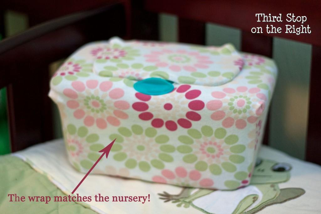 WipesWrap Nursery