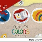 Fun With Colors App Teaches Children Colors While Having Fun! #sponsored