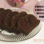 Either Breakfast or Dessert: Chocolate Chocolate Zucchini Bread Recipe