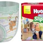 Huggies Little Movers Slip On Diapers: Stop Changing and Start Dressing! #sponsored #MC #FirstFit