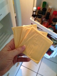 Woo hoo! My kid's Kraft Singles could score us 30 Paisley Points!