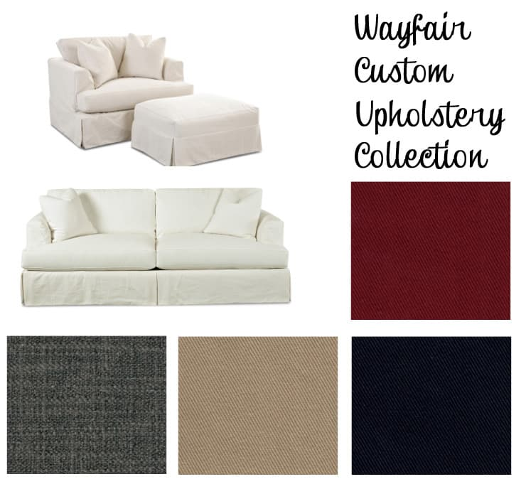 Wayfair Upholstry