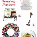 Holiday Party Survival 101: Top Five Entertaining Must-Haves + Win a $500 Wayfair Gift Card!