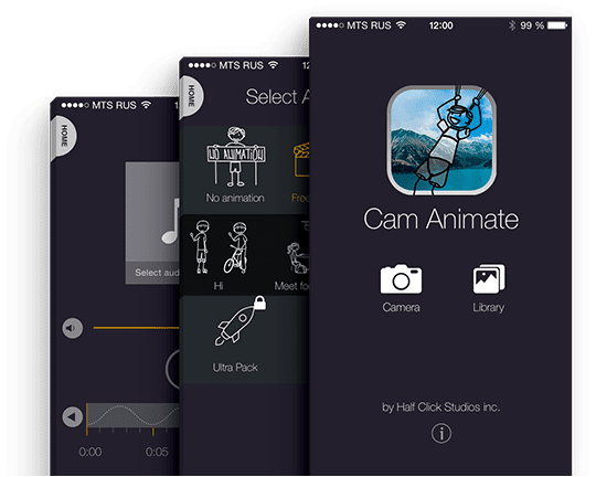 The New Cam Animate App Allows You to Send Personal Picture