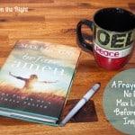 """Prayer Wimp No More! Max Lucado's """"Before Amen"""" Inspires"""