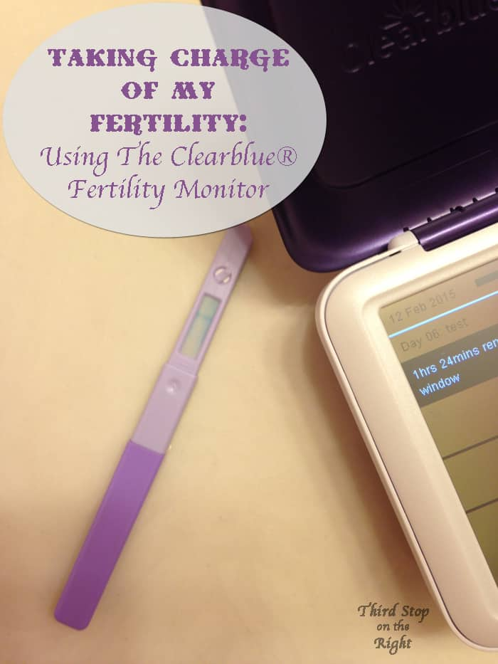 taking charge of my fertility using the clearblue fertility monitor. Black Bedroom Furniture Sets. Home Design Ideas
