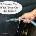 Three Reasons to Get Your Car Washed This Spring