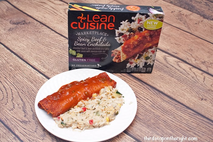 Lean cuisine marketplace meals available in 3 healthy for Are lean cuisine healthy