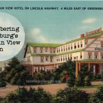 #TBT: Remembering Greensburg's Mountain View Inn