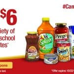 Saving on Weeknight Meals is Also Part of Back to School!