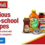 Campbell's Helps You Prepare Easy Weeknight Meals