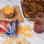 Make Weeknight Meals Easy: Taco Casserole with Kraft Natural Cheese