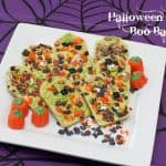 Hershey's Halloween Candy Boo Bark and Halloween Joke Printables