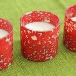 How To Make Candle Luminaries
