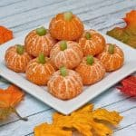 "Allergy-Free Clementine ""Pumpkin"" School Snack"