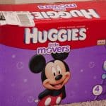 Be Prepared for Anything with the new Huggies Little Movers Diapers