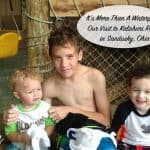 Our Fall Getaway to Kalahari Indoor Waterpark in Sandusky, Ohio