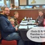 Chick-fil-A Helps Families to Create Lasting Memories
