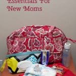 8 Diaper Bag Essentials for New Moms