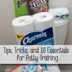 Tips, Tricks, and 10 Essentials for Potty Training