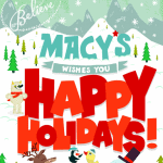 Macy's Helps Your Family Create Lasting Holiday Memories