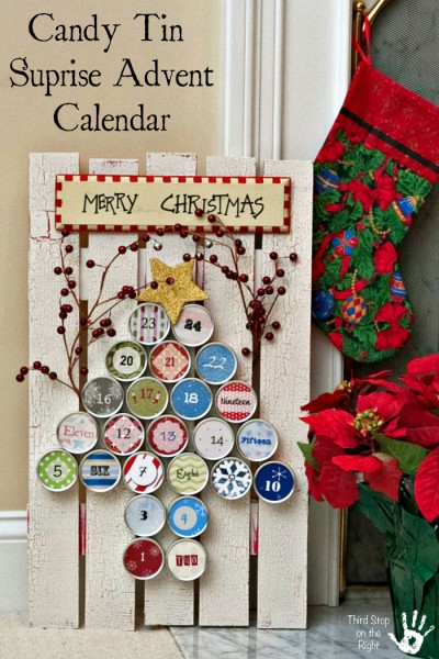 Diy Chocolate Advent Calendar : Holidays archives page of third stop on the right