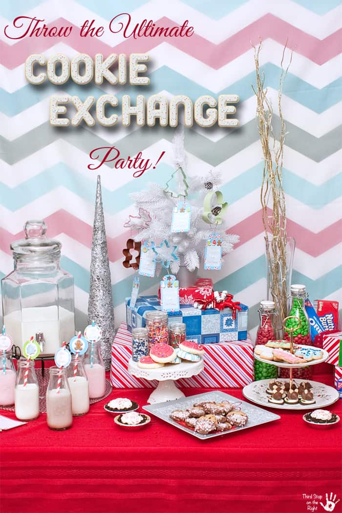Host the Ultimate Holiday Cookie Exchange Party!