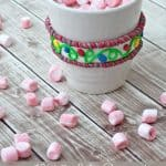 Decorate a Hot Cocoa Mug With Clay Holiday Lights