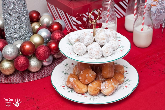 Elf on the Shelf Arrival Donuts