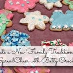 Create a New Family Tradition and #SpreadCheer with Betty Crocker