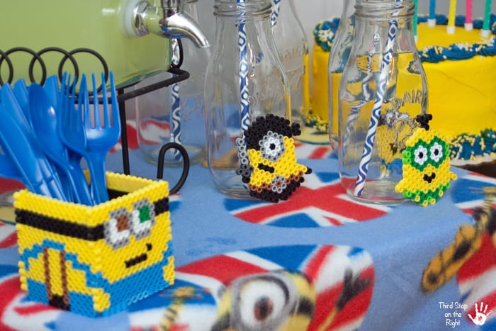 Minion Melty Beads