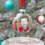Give a Personalized Photo Ornament This Christmas