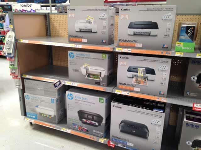 HP 3632 at Walmart