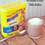 Combat Picky Eaters: Chocolate Covered Strawberries Milkshakes