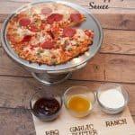 Get Dipping! Homemade Butter Garlic Pizza Dipping Sauce
