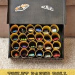 Create A Toy Car Garage Out of Toilet Paper Rolls
