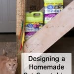 Designing a Homemade Cat Scratching Post