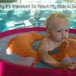 Why It is Important to Teach my Kids to Swim