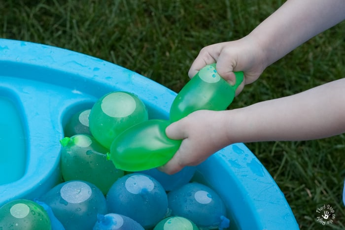 PlayingWithWaterBalloons