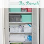 Linen Closet and Guest Bathroom Refresh — the Reveal!