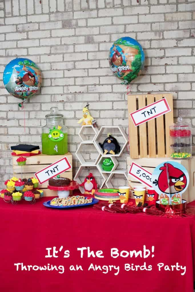 Its The Bomb Creating an Angry Birds Movie Viewing Party Third