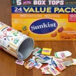 5 Times More Box Tops for Education? Yes, Please!