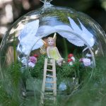 Creating a Miniature Garden Fairy Globe